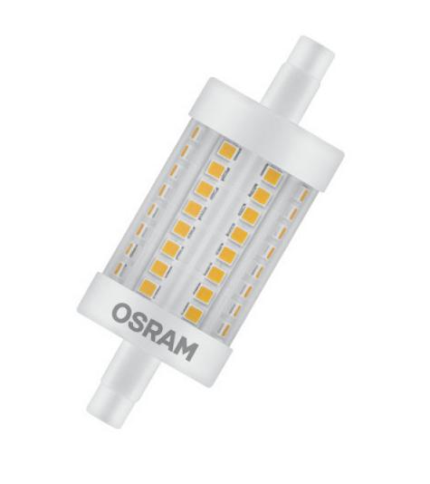 Лампа світлодіодна LINE 118.0 mm 150 17,5 W 2700K 2452Lm R7s OSRAM