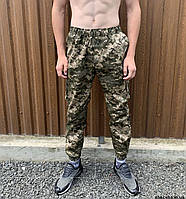 Штаны камуфляжные, светлый пиксель ЗСУ(ВСУ). Спорт EXG