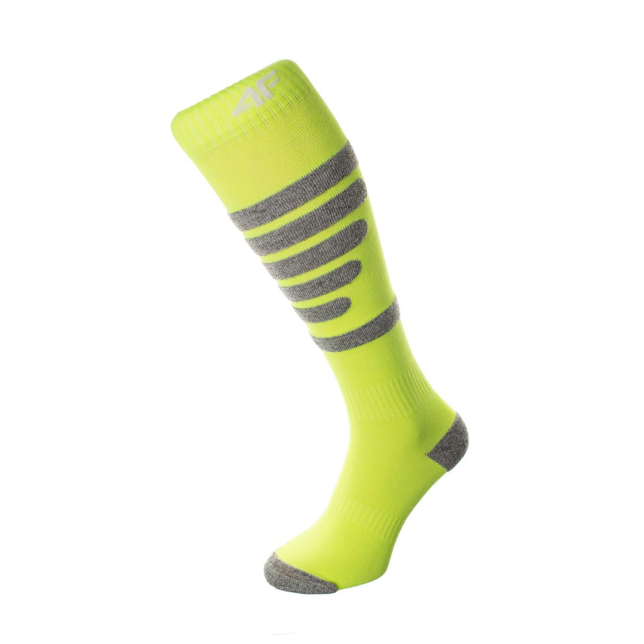 Шкарпетки лижні 4F Warm 39-42 neony