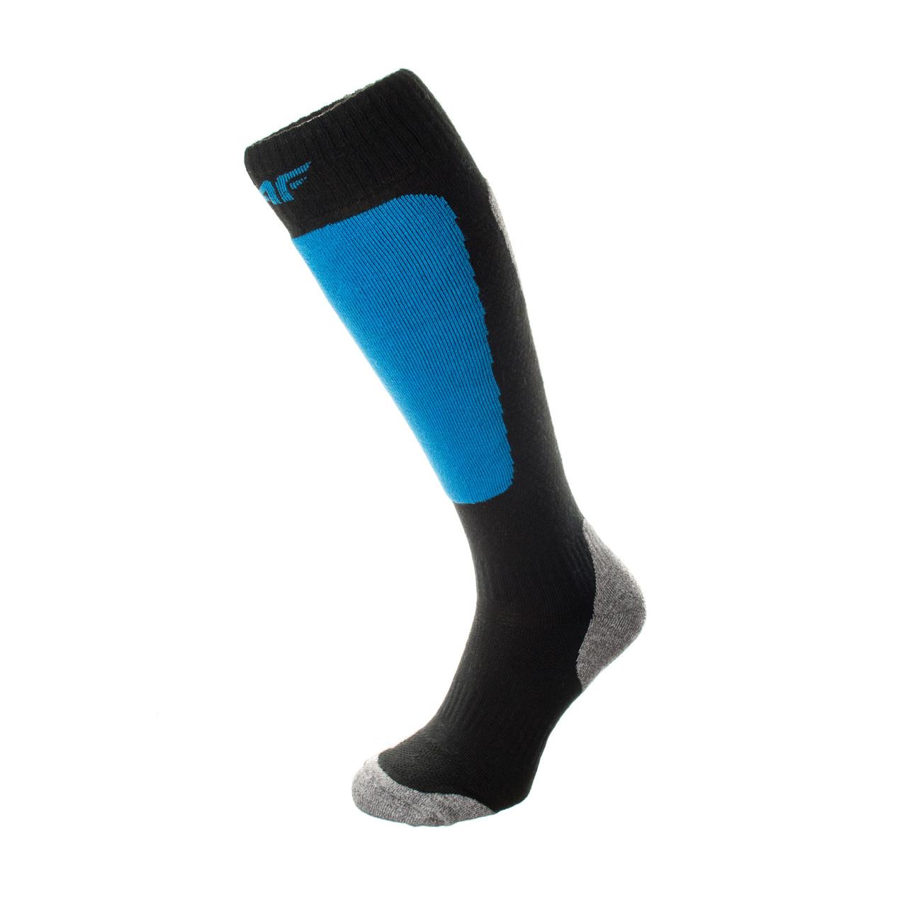 Шкарпетки лижні 4F Warm 43-46 navy-blue