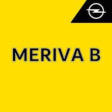 Opel Meriva B 2010-2017