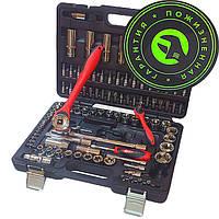 Профессиональный набор инструментов INTERTOOL ET-6108 с пожизненной гарантией