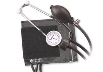"""Вимірювач артеріального тиску механічний, """"Comfort"""",стетоскоп, манжета"""
