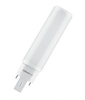 Лампа светодиодная DULUX D LED18 7W 4000K 700Lm G24d-2 OSRAM
