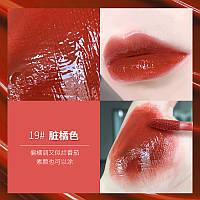 Жидкая глянцевая помада Lip Glaze 19