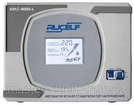 Стабилизатор напряжения релейный напольный Rucelf SRF II