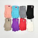Перчатки детские зимние букле на девочек (продаются только от 12 пар), фото 2