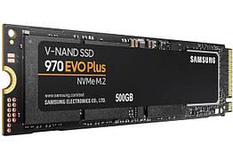 SSD - накопитель Samsung 970 EVO Plus 500 GB (MZ-V7S500BW) / M.2 (PCI-E 3.0)
