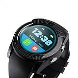 Смарт-часы UWatch SmartWatch SW V8 Black, фото 2
