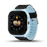 Смарт-часы UWatch Q528/529 Kids Blue, фото 2