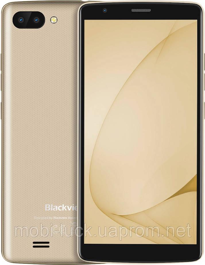 Смартфон Blackview A20 1/8Gb Gold