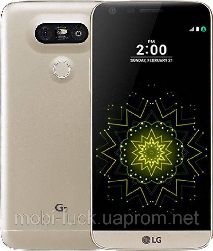 Смартфон LG G5 H868 Dual Sim 32gb Gold