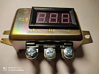 Регулятор напряжения для мото Днепр Урал 33. 3702 с вольтметром, фото 1