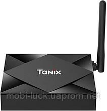 Смарт ТВ Tanix TX6S 4/32GB Android 10 Allwinner H616