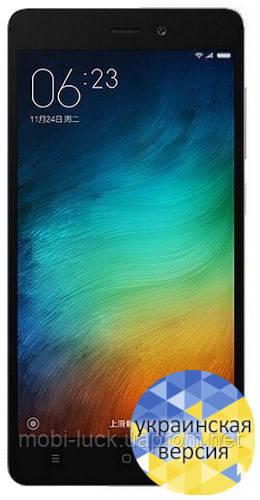 Смартфон Xiaomi Redmi 3s 3/32gb Black