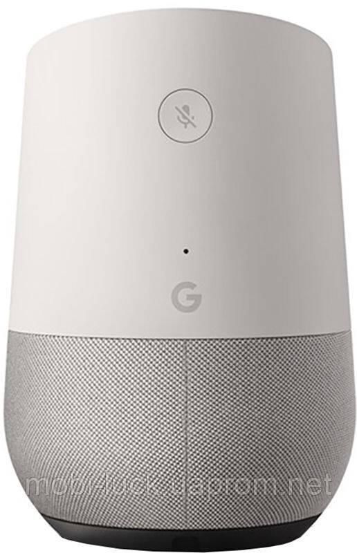 Смарт колонка Google Home White Slate