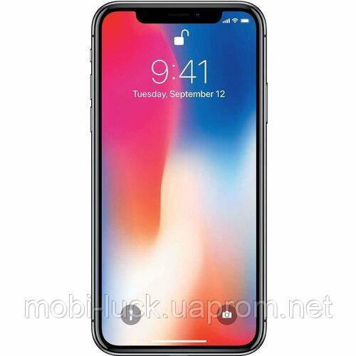 Смартфон Apple iPhone X 256Gb Black Refurbished