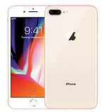 Смартфон Apple iPhone 8 Plus 64Gb Gold Refurbished, фото 4