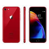 Смартфон Apple iPhone 8 64Gb Red Refurbished, фото 3