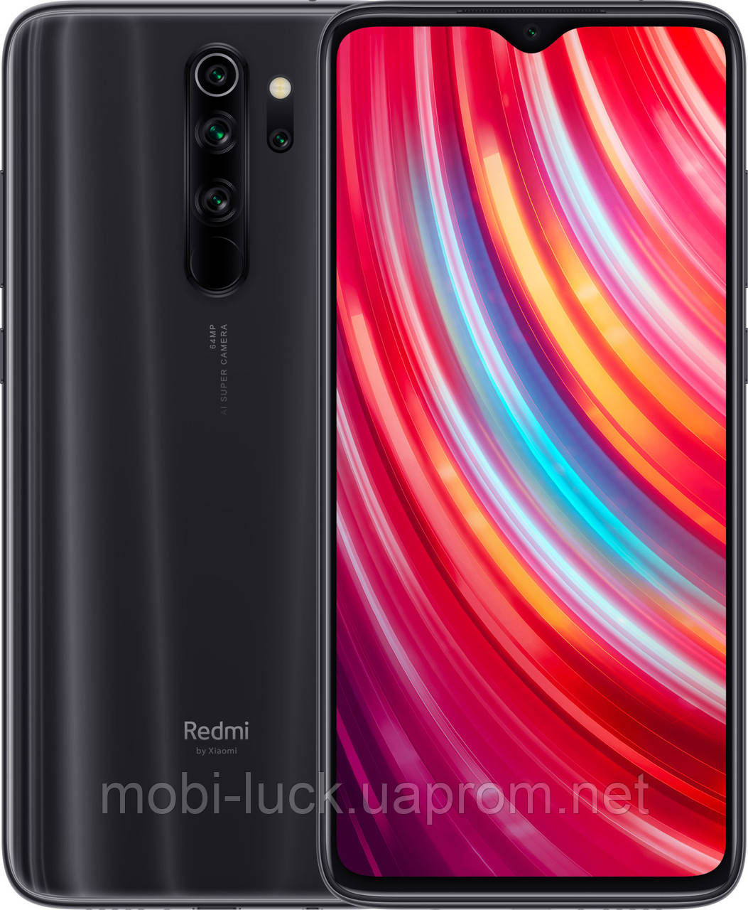 Смартфон Xiaomi Redmi Note 8 Pro 6/128GB Black (Global)
