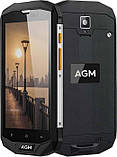 Смартфон AGM A8 4/64Gb Black, фото 6