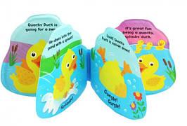 Книжка для купания в ванной Baby Mix Польша
