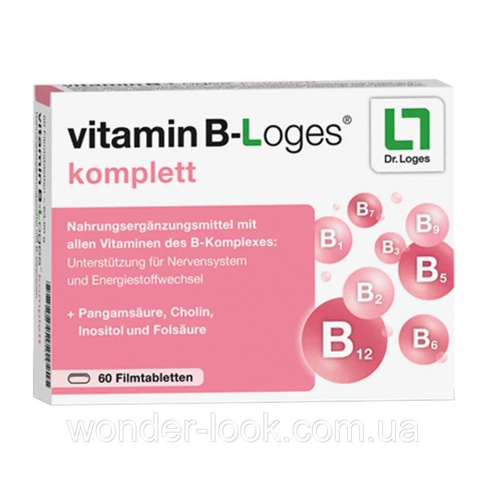 Vitamin B-loges Германия