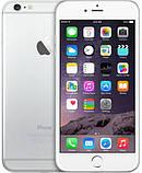 Смартфон Apple iPhone 6 Plus 16GB Silver Grade A Refurbished, фото 4