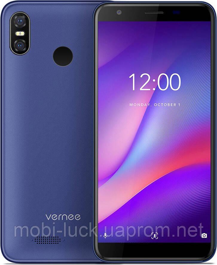 Смартфон Vernee M3 3/32Gb blue