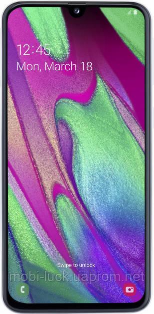 Смартфон Samsung Galaxy A40 (A405F) 2019 4/64GB White