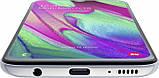 Смартфон Samsung Galaxy A40 (A405F) 2019 4/64GB White, фото 6