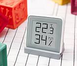 Цифровий вимірювач вологості, термометр Xiaomi MiaoMiaoCe E-Link INK Екран (MHO-C201), фото 2