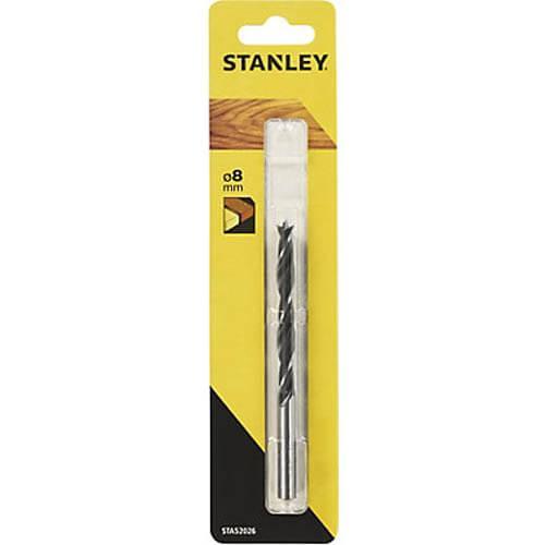 Сверло 8 мм по дереву STANLEY STA52026