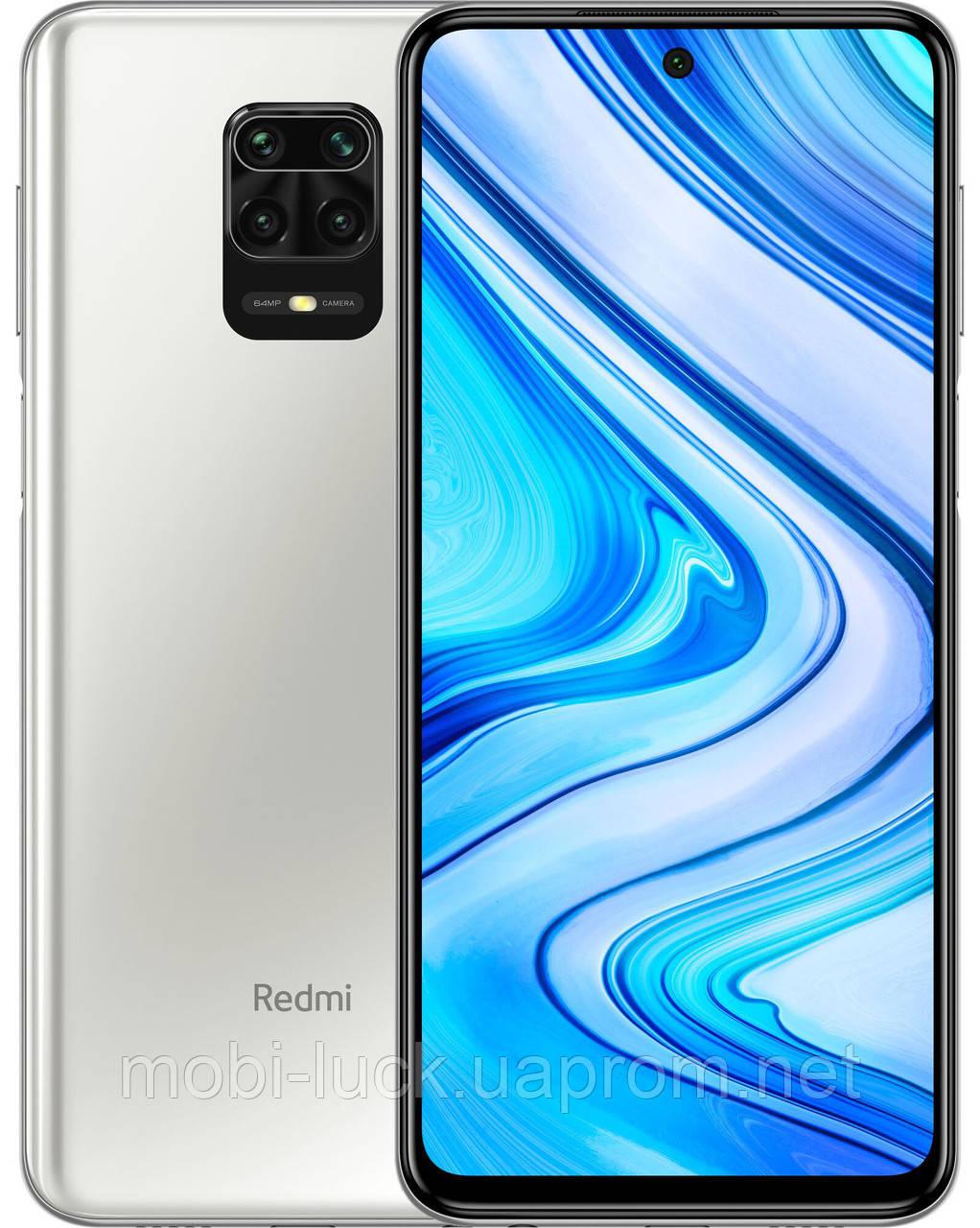 Смартфон Xiaomi Redmi Note 9 Pro 6/64GB Polar White (Global)
