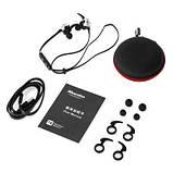 Bluetooth-навушники BLUEDIO TE Black, фото 3
