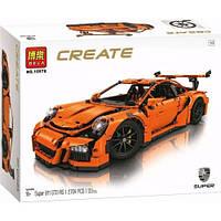 """Детский конструктор, конструктор для мальчикаBela 10570 """"Porsche 911 GT3 RS 11/68.4"""