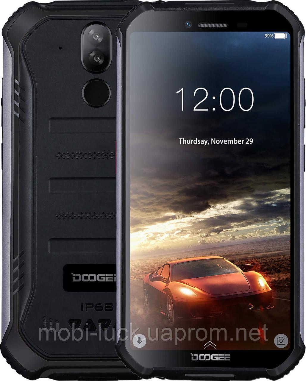Смартфон Doogee S40 Lite Black