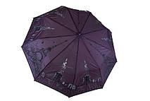 Складана парасоля / Складної парасолька напівавтомат / напівавтомат, фіолетовий, поліестер/карбон Арт.C1049 CORSI