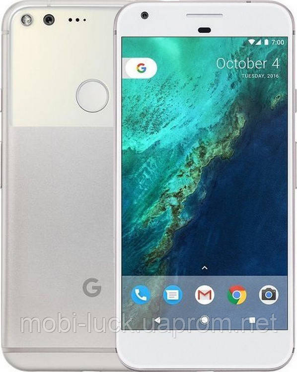 Смартфон Google Pixel XL 32Gb Silver Refurbished