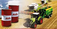 Универсальное трасмиссионное тракторное и гидравлическое масло AVIA HYDROFLUID DLZ