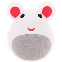 Портативная музыкальная колонка мышка MB-M919 MB-M919(White)