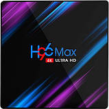 Смарт ТВ Enybox H96 MAX 4/64ГБ, фото 3