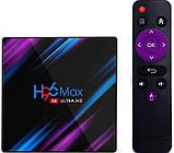 Смарт ТВ Enybox H96 MAX 4/64ГБ, фото 4