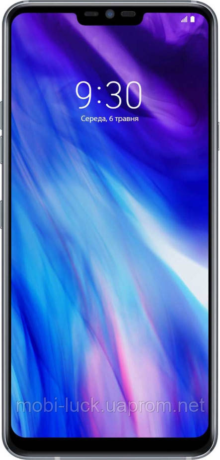 Смартфон LG G7 ThinQ 4/64GB Platinum Gray (G710EM) 1SIM Refurbished