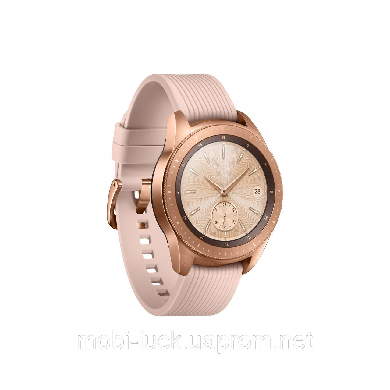 Смарт-годинник Samsung Galaxy Watch 42mm LTE Rose Gold (SM-R810NZDA)