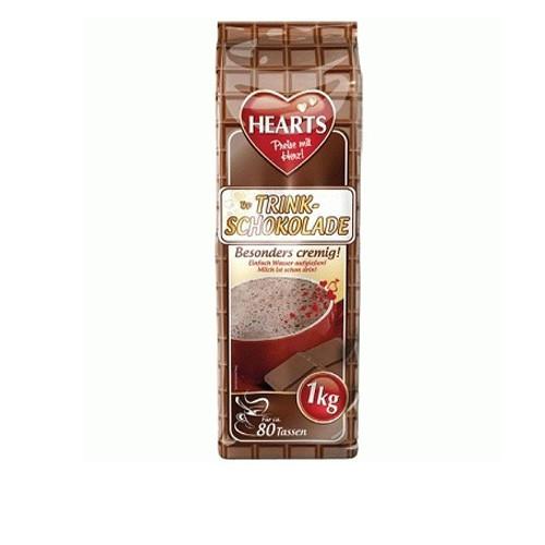 Горячий шоколад Hearts Trink Chokolate 1 кг Германия