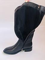 Женские осенне-весенние сапоги на среднем каблуке. Натуральная кожа.Высокое качество. Р. 35.38.39.Molka, фото 10