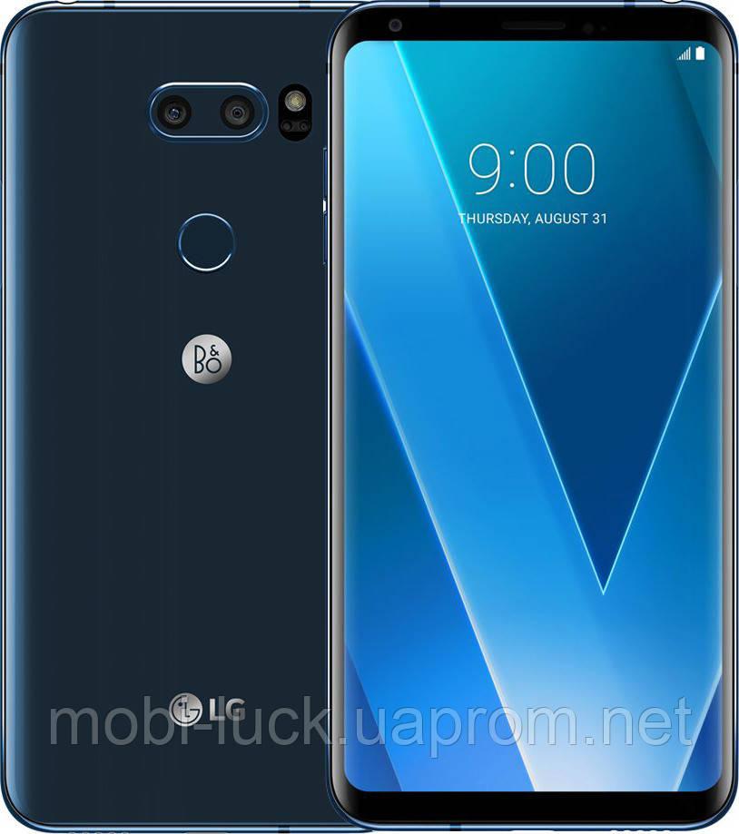 Смартфон LG V30 V300L 64GB One sim Maroccan Blue Refurbished