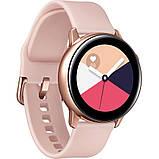 Смарт-часы Samsung Galaxy Watch Active Gold (SM-R500NZDA), фото 2