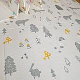 Детский коврик игровой  с сумкой 180*160, фото 6